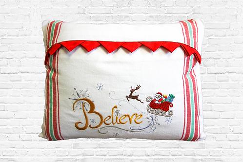 Believe Pillow Fun Premium Kit