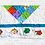 "Thumbnail: Lil Squirt 40""x40"" Premium Quilt Kit"