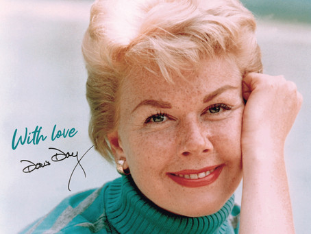 Doris Day- With Love Out Now!!!!