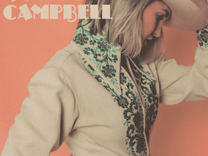 Ashley Campbell Album Release!!