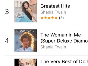 Congratulations Ashley! No2 Itunes!!