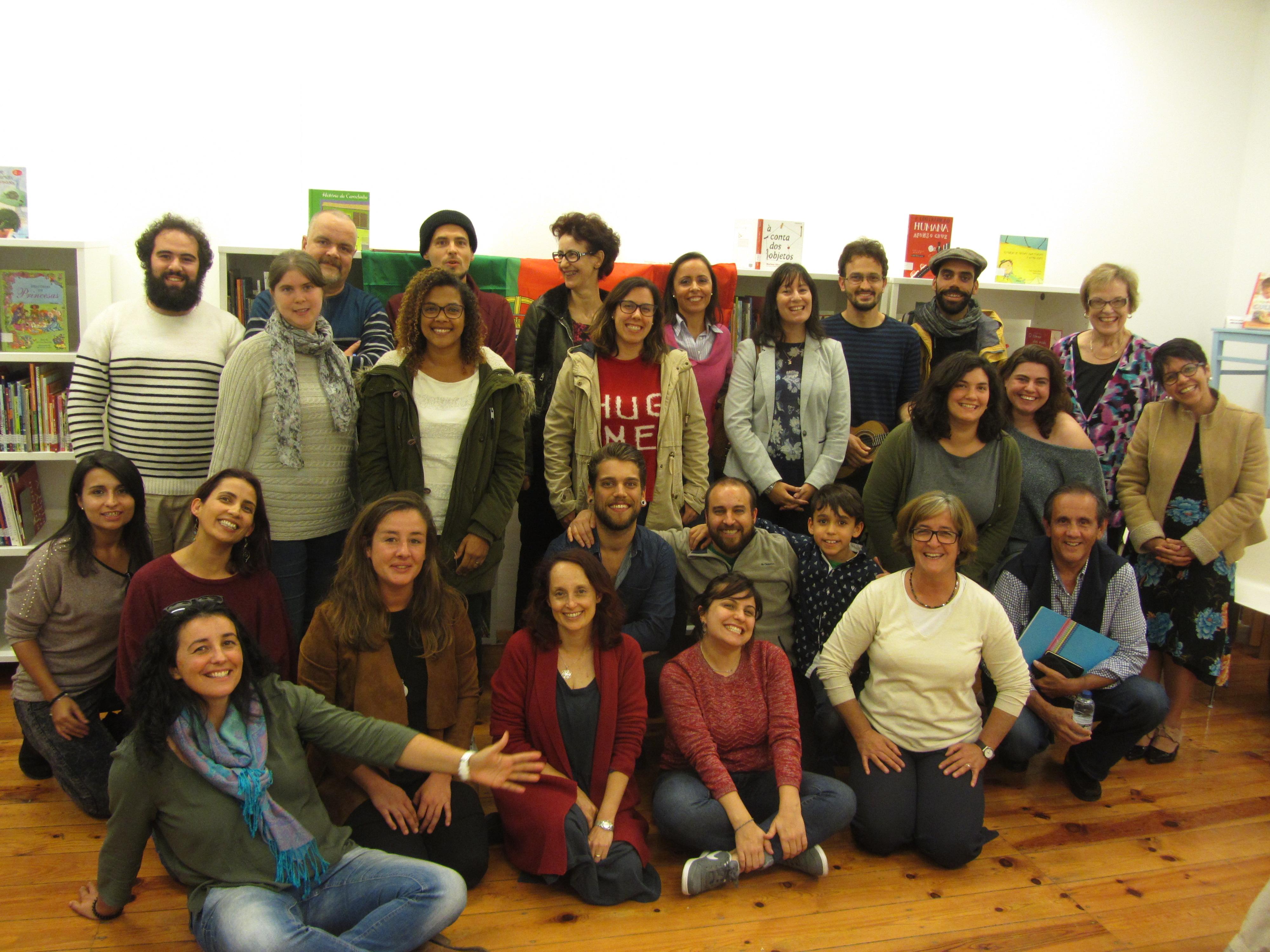 Fotografia Grupo