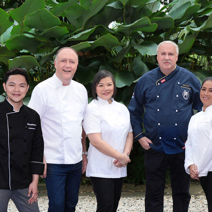 Top Chefs Come Together for PH Education