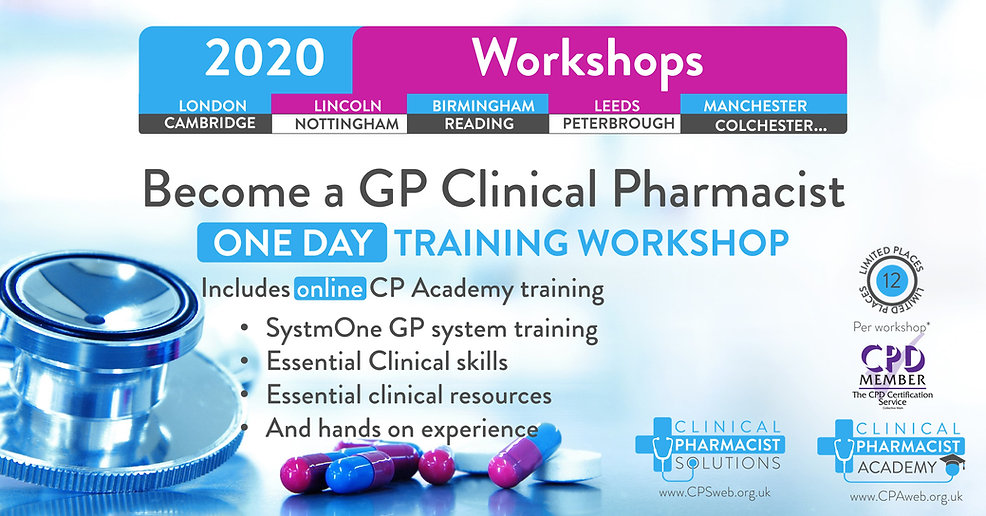 Clinical Pharmacist 2020 workshops JPEG.