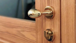 Solid Brass Lever Handle On Rose-UOVO Frascio Made in Italy (Kuala Lumpur)