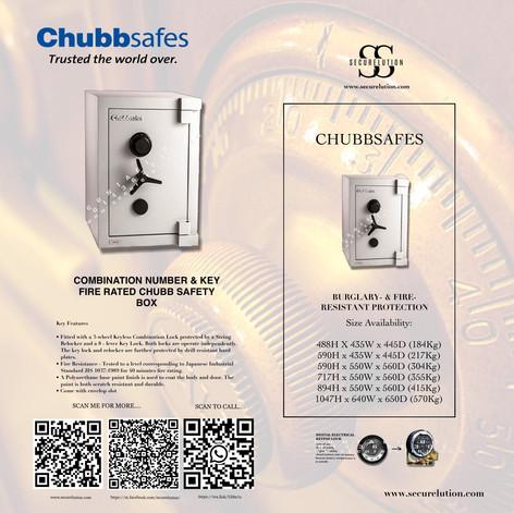Chubb Mini Banker Safety Box