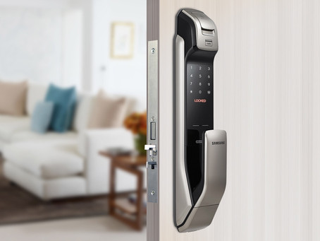 Samsung Digital Door Lock SHP-DP728 (Kuala Lumpur)