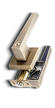 securelution lever cylindrical lock cthd5