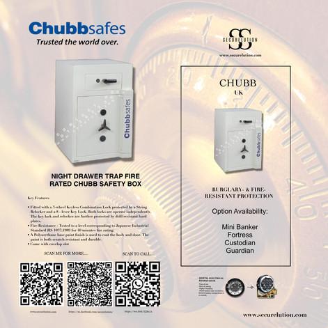 Chubb Safe Night Drawer Trap