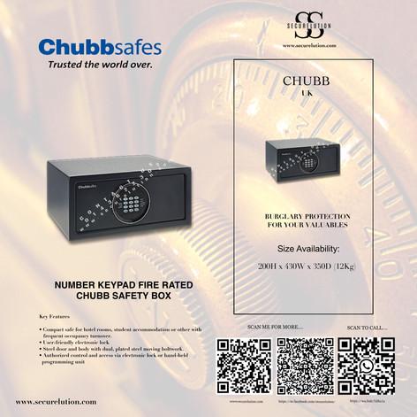 Chubb Safe Air Hotel