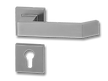 Stainless Steel On Rose Lever Handle DFX012
