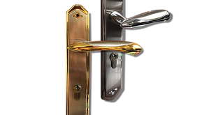 MOBILE Back Plate Lever Handle (Italy)