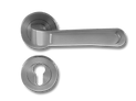 Stainless Steel On Rose Lever Handle DFX008