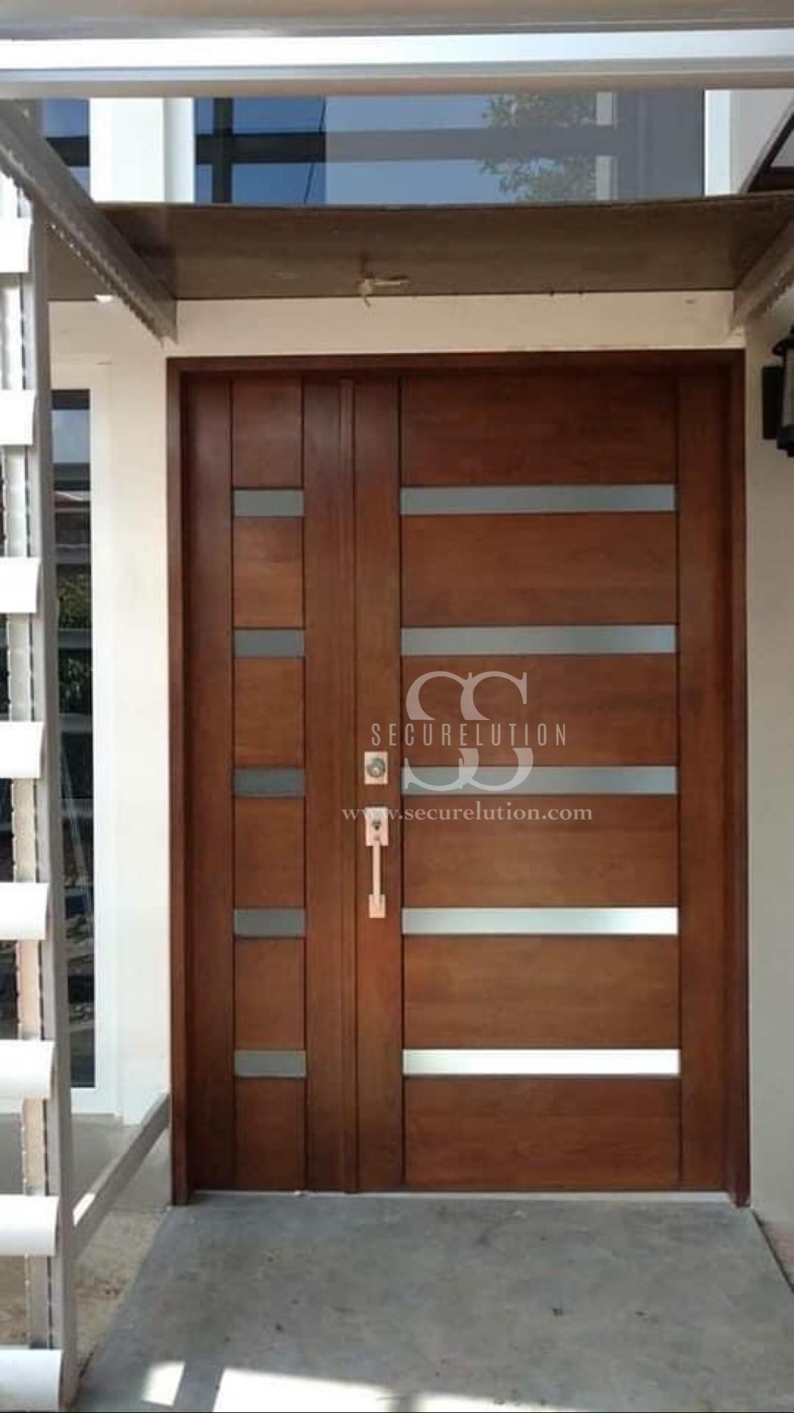 Interior Solid Timber Door Design