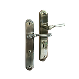 Mobile back plate lever handle mbop11