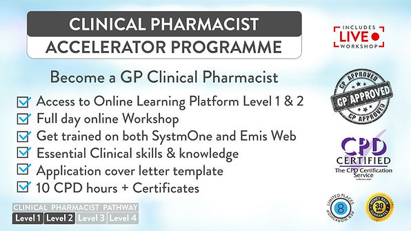 Clinical Pharmacist Solutions Training
