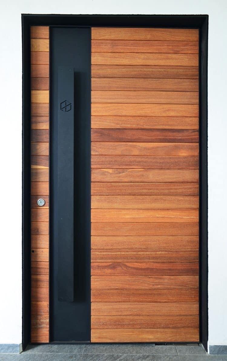 Interior Solid Timber Door