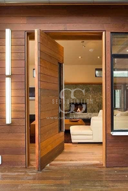 Interior Solid Timber Door Design