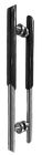custom made wooden pull handle wph2