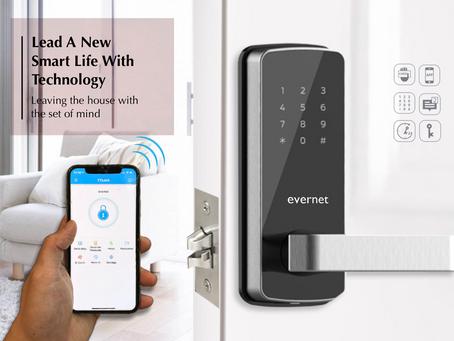 Bluetooth Smart Lock/ Evernet Digital Door Lock (Kuala Lumpur)