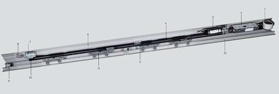 Dorma Automatic Door System ES 80 Compact
