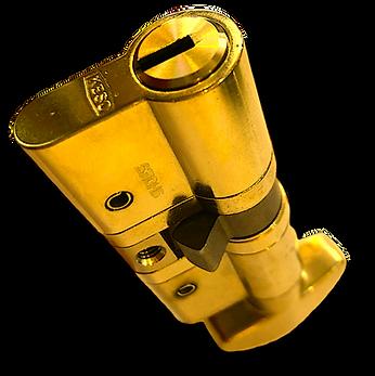 Keso cylinder (restricted key)