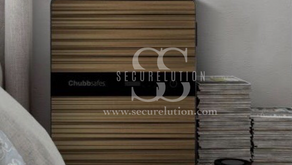 Fire Rated Chubb Safety Box Home Safe Series (Wooden Design) Kuala Lumpur