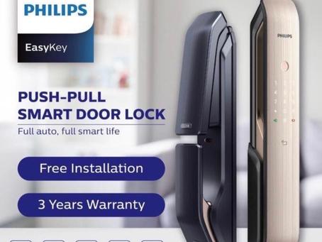 Philip Smart Lock 9200 Series (Kuala Lumpur)