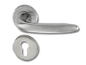 Stainless Steel On Rose Lever Handle DFX006