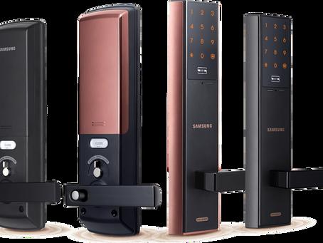 Samsung Digital Smart Lock SHP-DH537 (Kuala Lumpur)