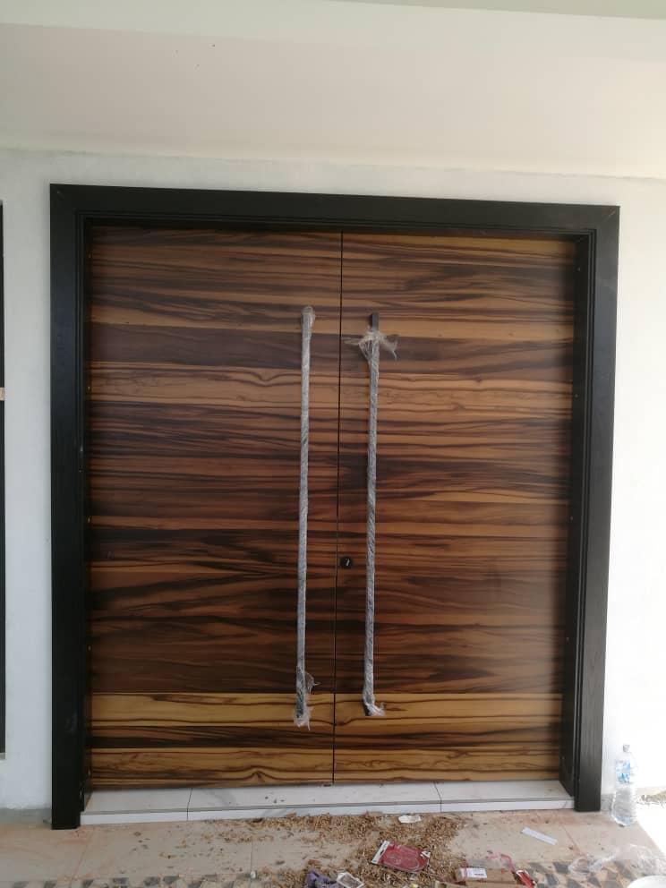 Solid Panel Door