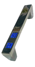 Crystal cabinet handle Asterisco ast7