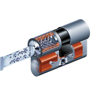 keso cylinder mechanism