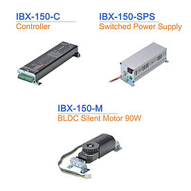 IBX-150-Accessories Controller, Switch Power Supply, BLDC Silent Motor