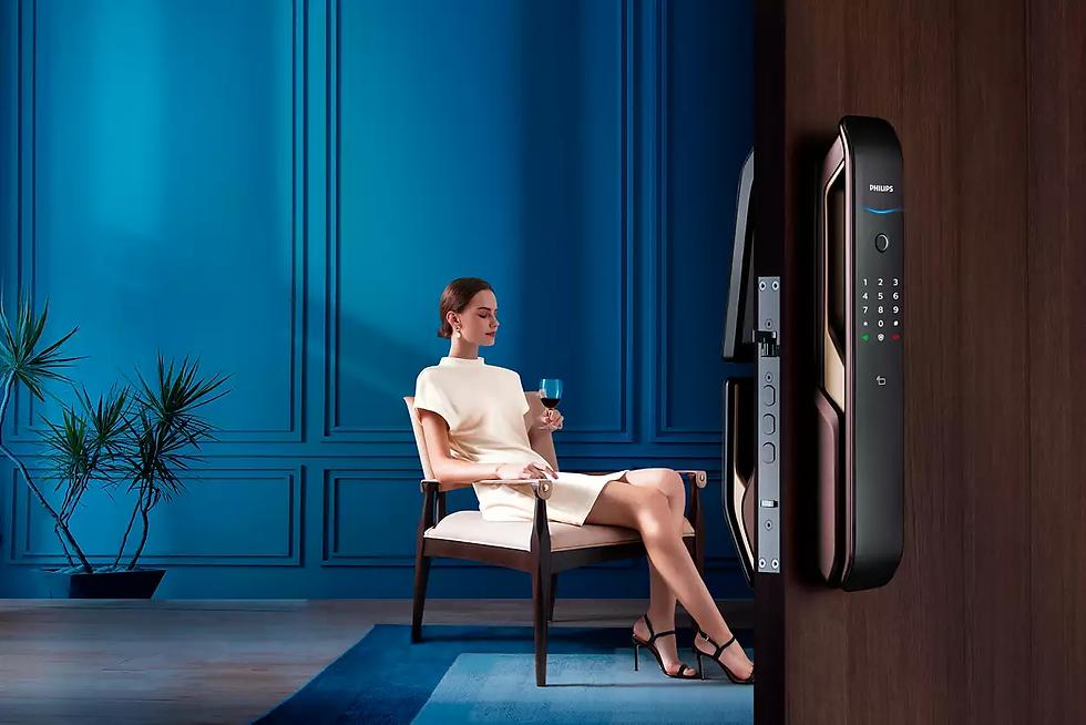 Philips Digital Door Lock 9200 Series.WE