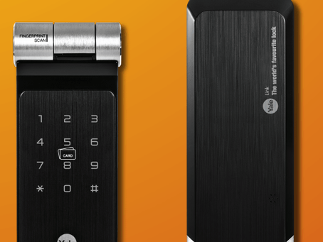 Yale Digital Door Lock YDR50G | Yale Smart Lock YDR50G (Kuala Lumpur)