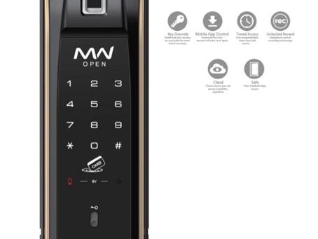 Metalware Smart Lock MW-520 (Kuala Lumpur)
