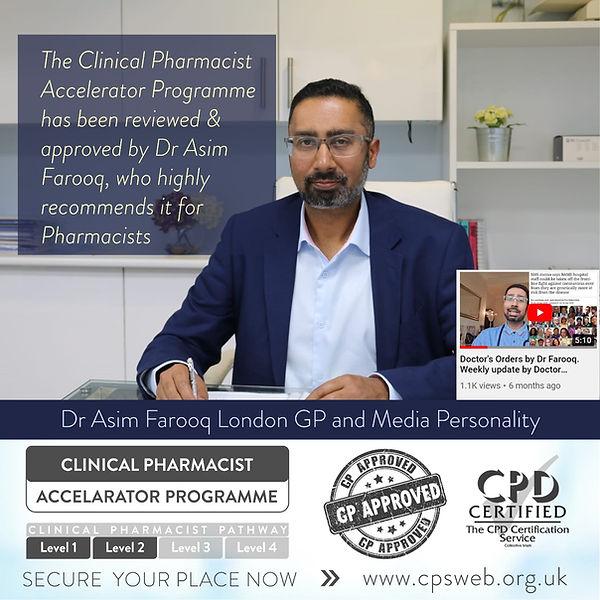 Clinical Pharmacist Accelerator Programm