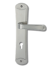 Stainless Steel On Plate Lever Handle DFX005