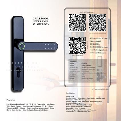CELDDL005 Digital Door Lock