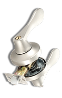 securelution lever cylindrical lock cthd7