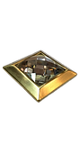 cystal cabinet knob Asterisco astck4
