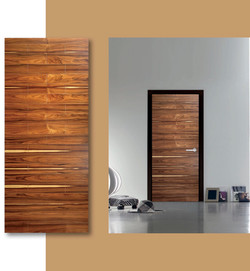 Solid Wood Timber Door