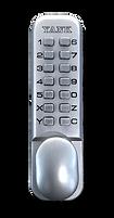 Yank push button auto lock combination lock YK3