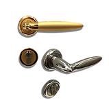 Mobile lever handle mb17