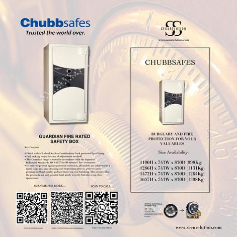 Chubb Fortress Safety Box