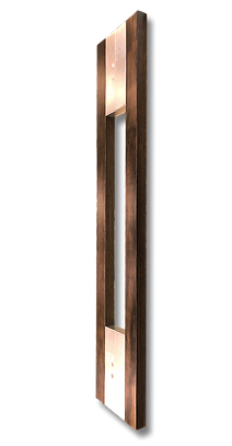 Wooden Pull Handle WPH9