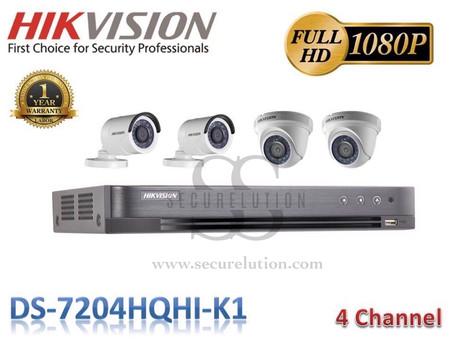 Hik Vision 2 mp DVR&Camera IP camera & CCTV (Kuala Lumpur)