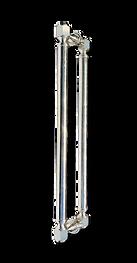 Shirokuma pull handle silver shr2