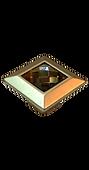 cystal cabinet knob Asterisco astck2